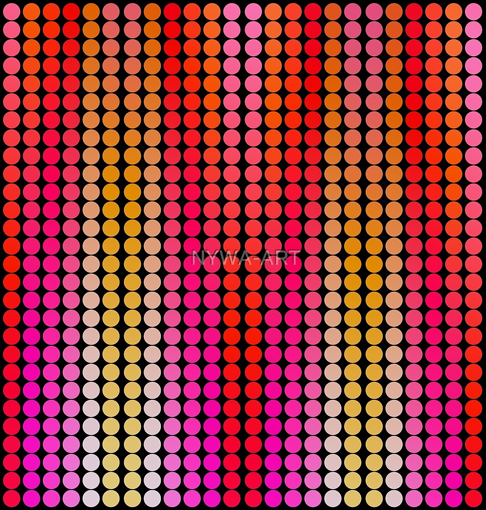 Dots big by NYWA-ART