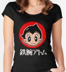 Camiseta entallada de cuello redondo Astro Boy