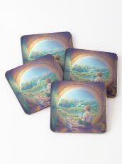 Tolkien Tea Time Coasters