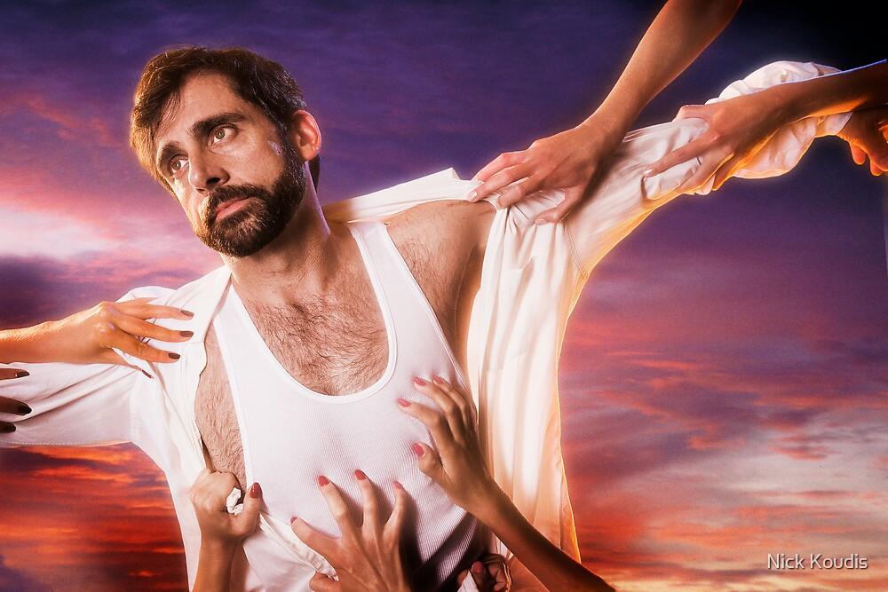 Steve Carell is a Lady's Man by Nick Koudis