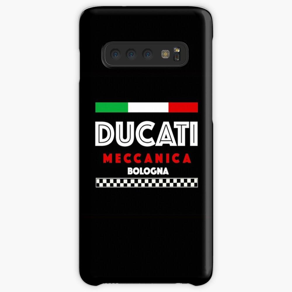 Ducati Meccanica Hülle & Klebefolie für Samsung Galaxy