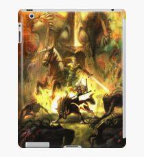 Zelda Twillight Princess Main Art iPad Case/Skin