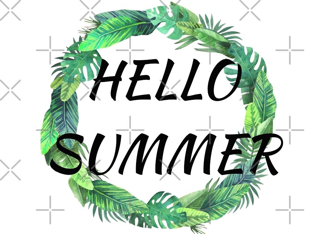 Hello Summer by MicheleNicole