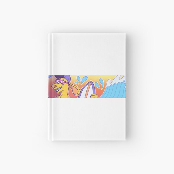 Wet Dawgs Hardcover Journal