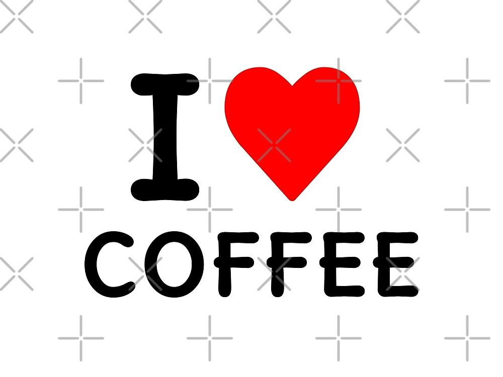I heart Coffee by MicheleNicole