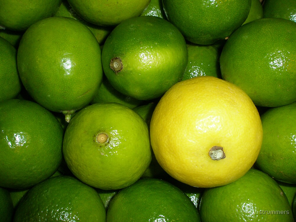 Lemon and Limes by strummers
