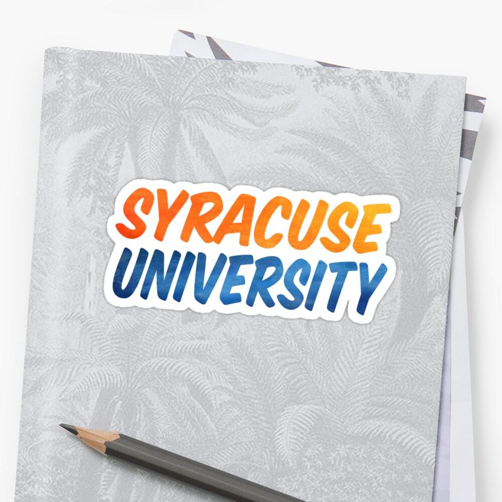 Syracuse  by evelyngruen