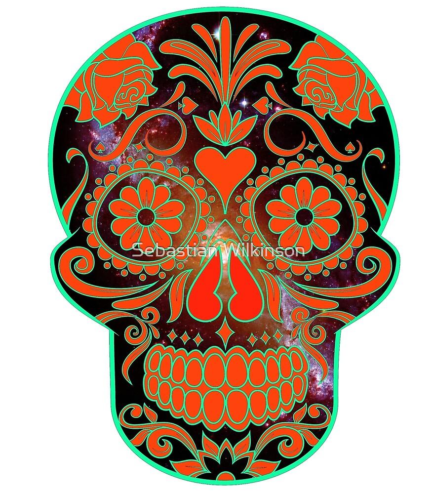 Sugar Skull by Sebastian Wilkinson