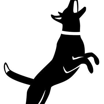 ProGo Merch Black Dog Only by progo