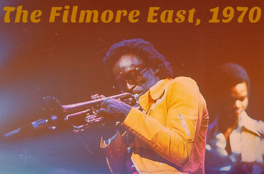 Live, The Filmore East 1970 by clandestino