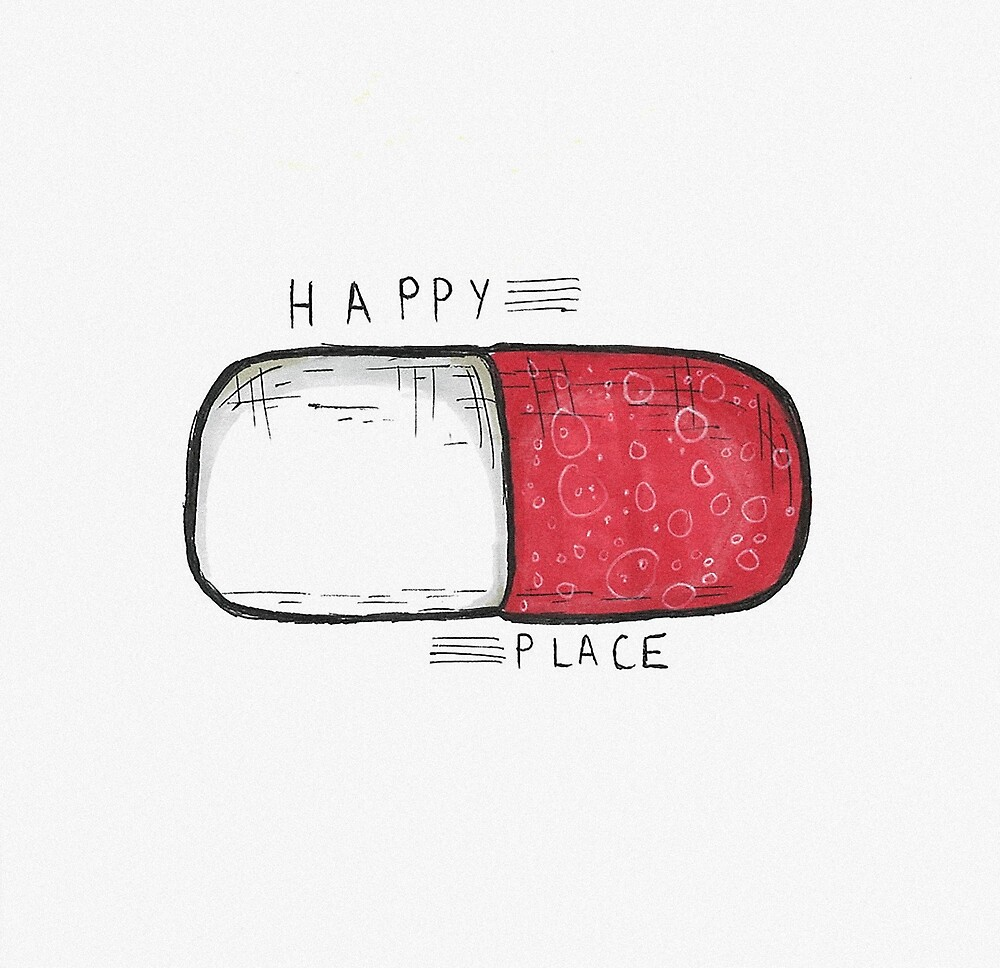happy place by Tiie