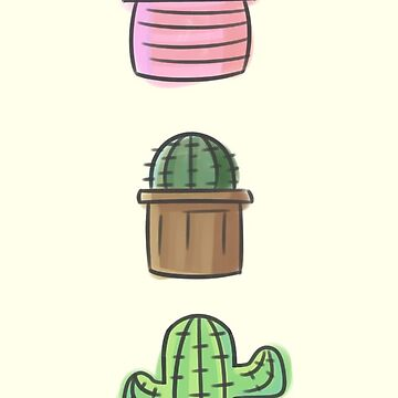 Cactus by Pokealoke