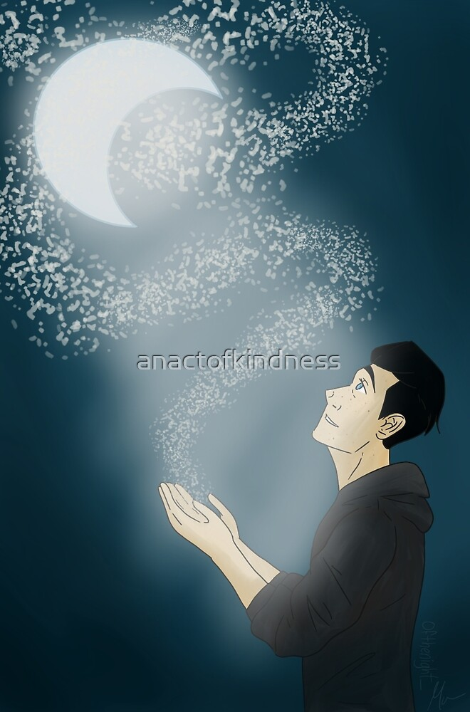 la lune by anactofkindness