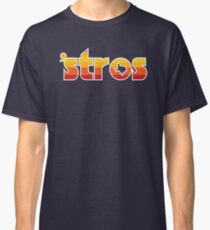 Astro Inspired Stros Throwback Classic T-Shirt