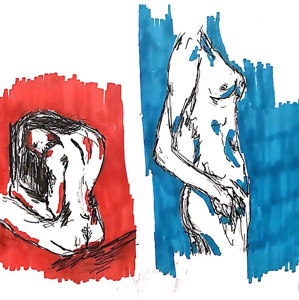 nudity by torishae