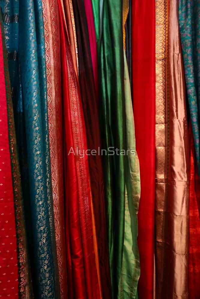 Silks  by AlyceInStars