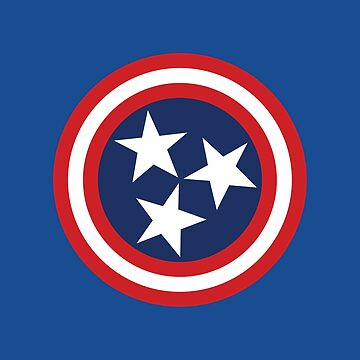Captain Tennessee by JPDesignsStuff