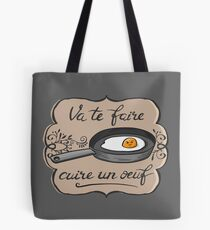 Go Cook Yourself An Egg! Tote Bag