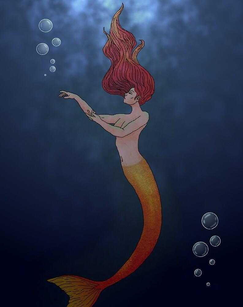 Mermaid by Moonsp1r1t