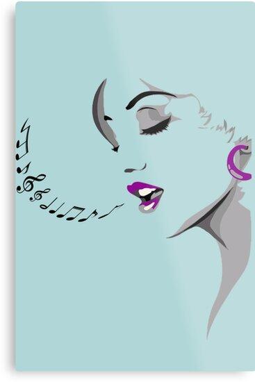 Female Crooner by Slinky-Reebs
