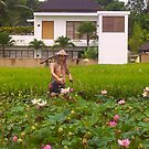 Balinese Scarecrow by IntrepidTravel