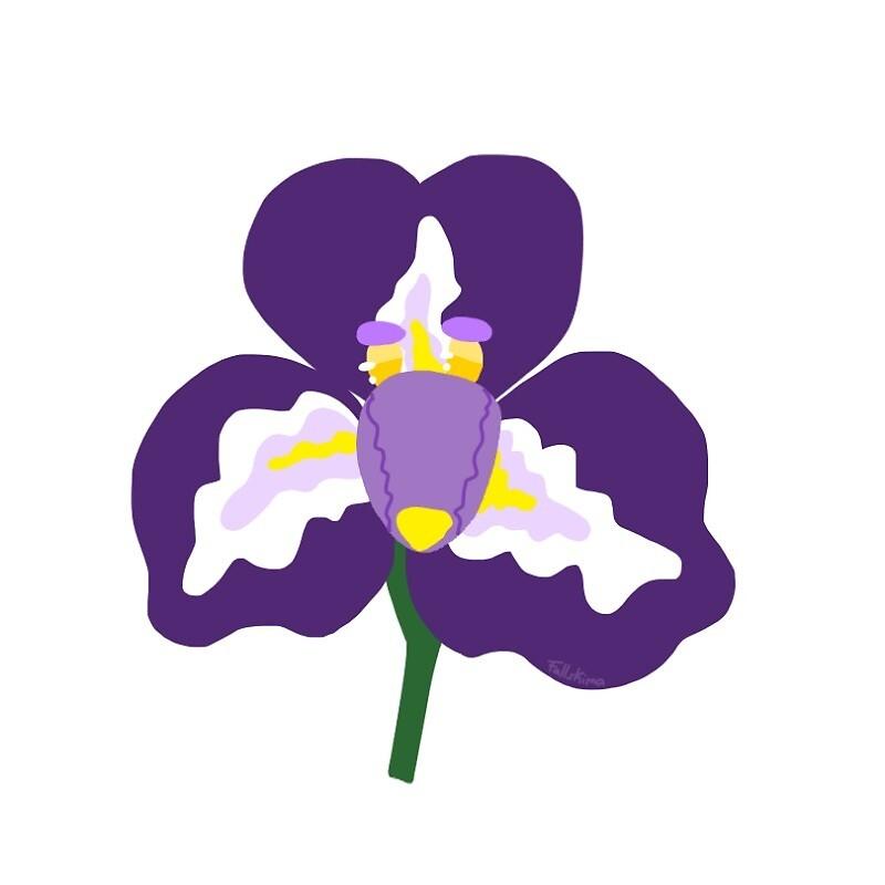 Iris Poodle Ver. 1 by Fallskima