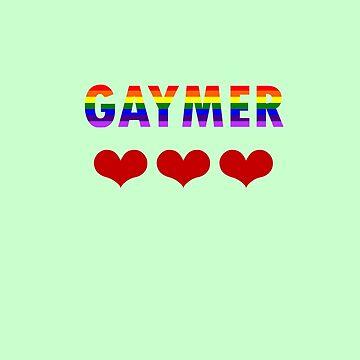 Gaymer (v1) by chaotichomo