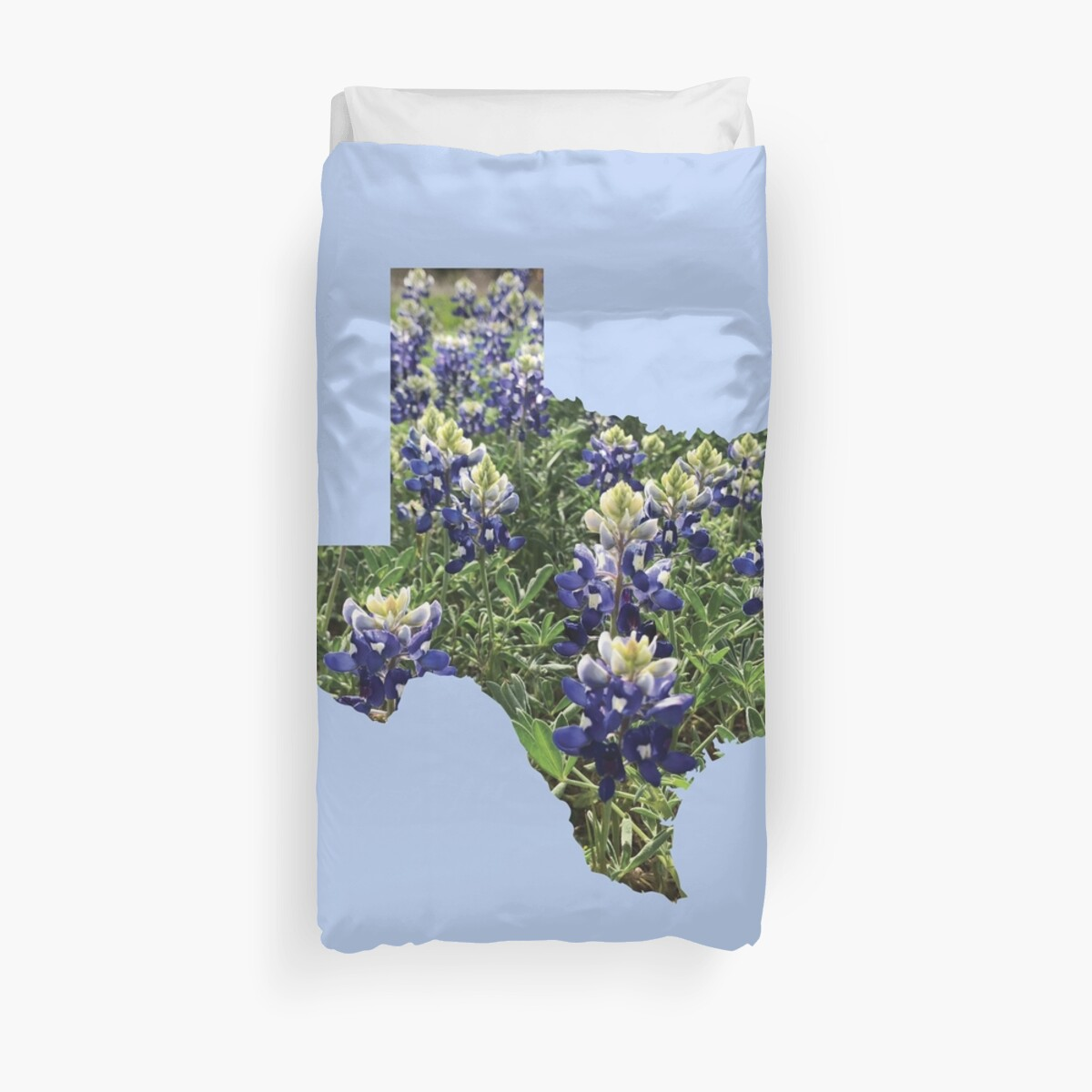 Texas Bluebonnets by rodentgorl