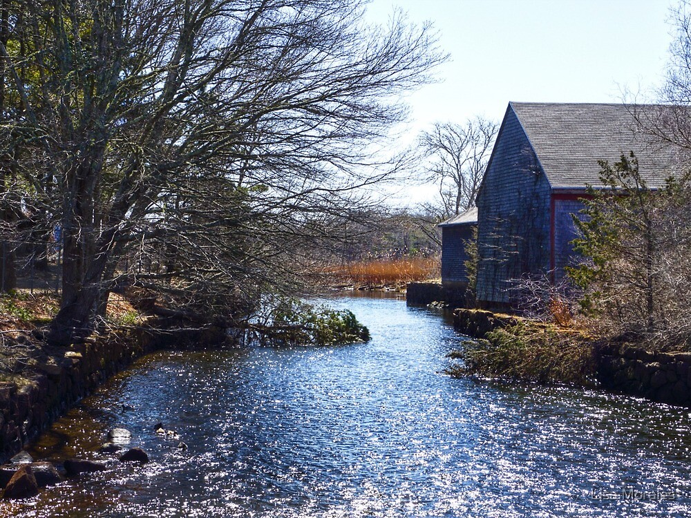 Wareham River, Early Spring by Paris2CapeCod