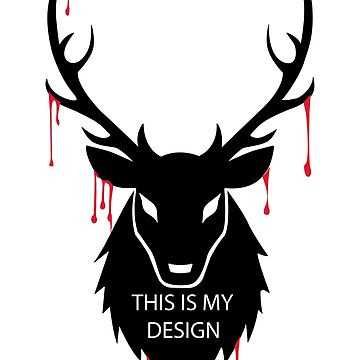 This Is My Design - Hannibal by jonaszeferino