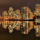 Heart of the 2010 Olympics: False Creek by toby snelgrove  IPA