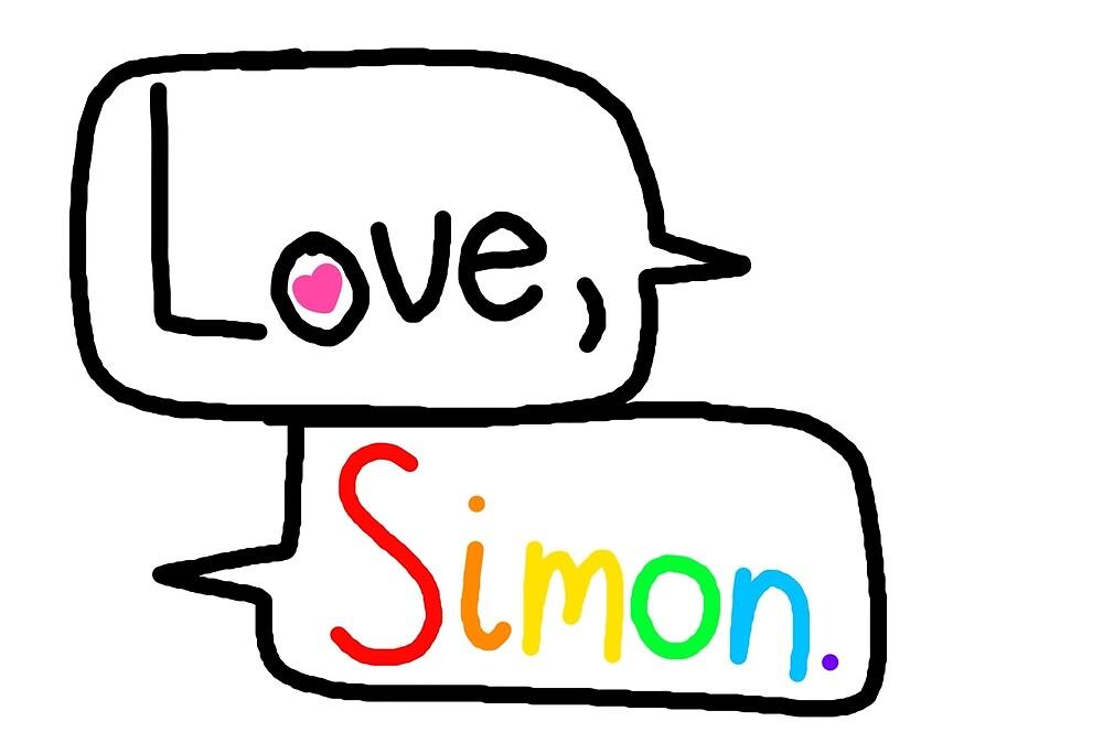 Love, Simon by Musicbeatzie