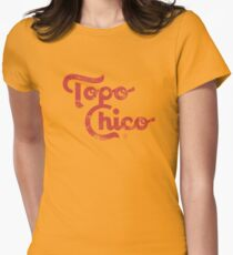 Topo Chico Women's Fitted T-Shirt