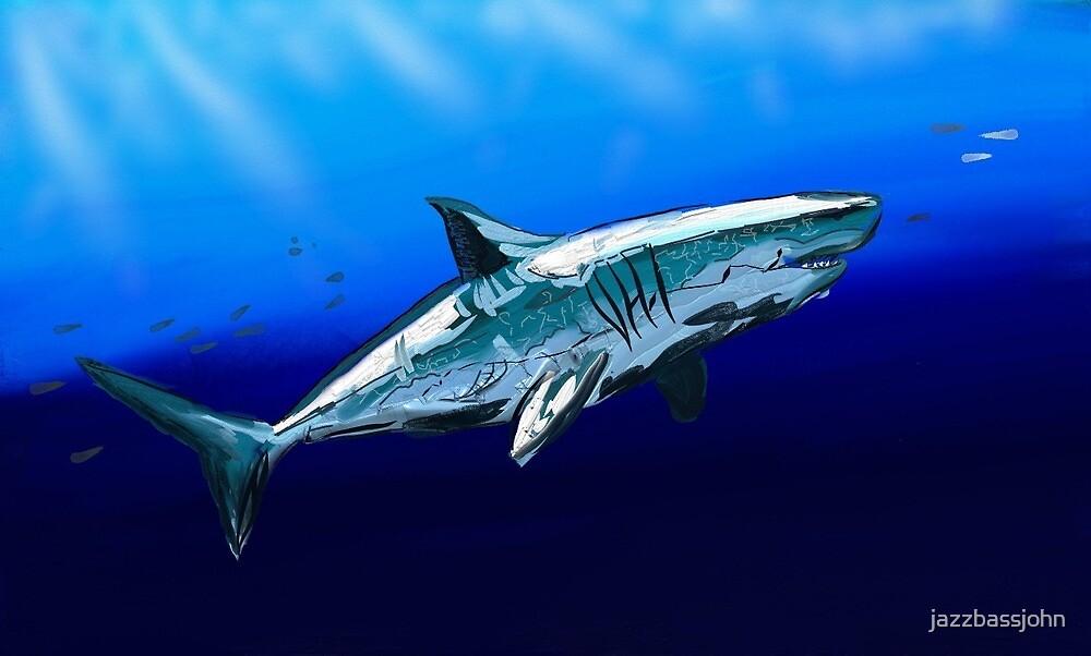 Jaws by jazzbassjohn