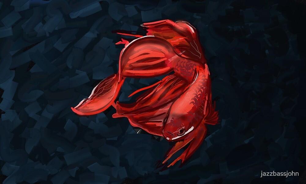 Fish by jazzbassjohn
