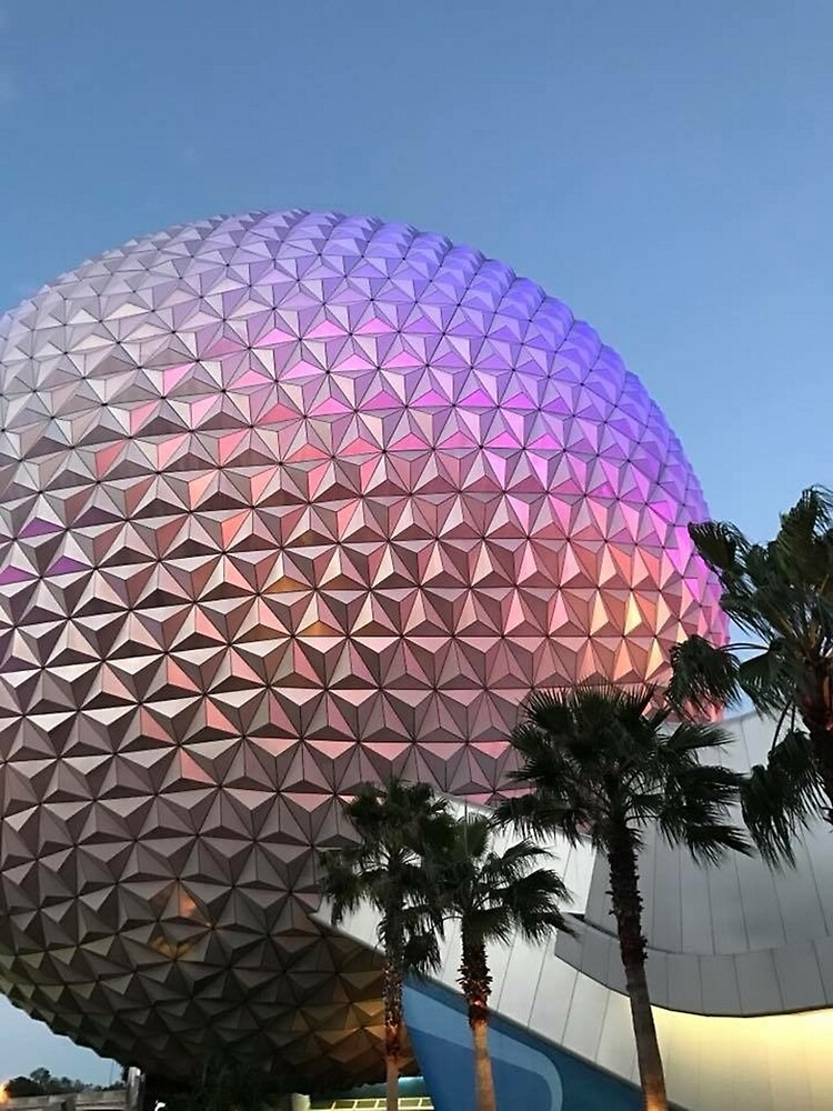 Epcot by lfroeh