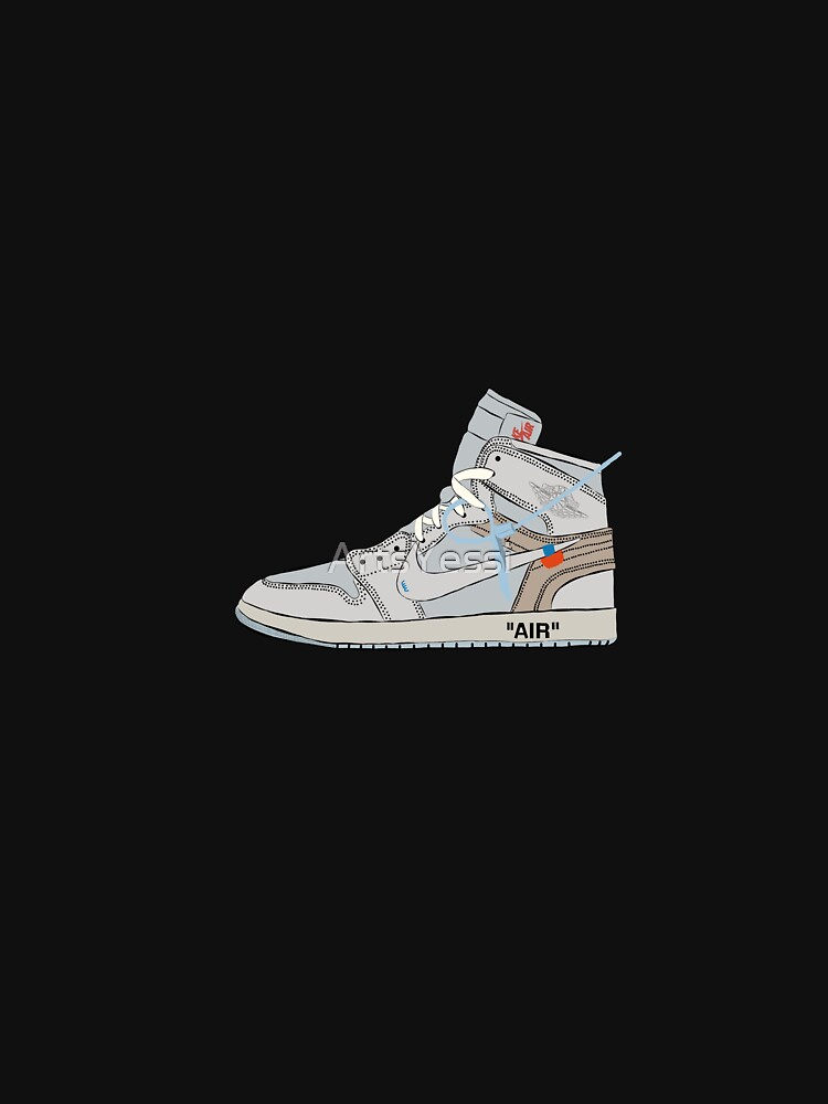 eeced5d36599cb Off-white Jordan 1 by ArtsYessi. + 16 colors