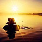 Sunrise Serenity by Oceansoul  Photografix - Susie Thomspon