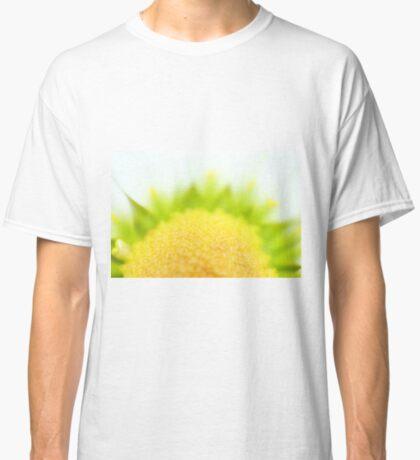 Green Solar Flares Classic T-Shirt