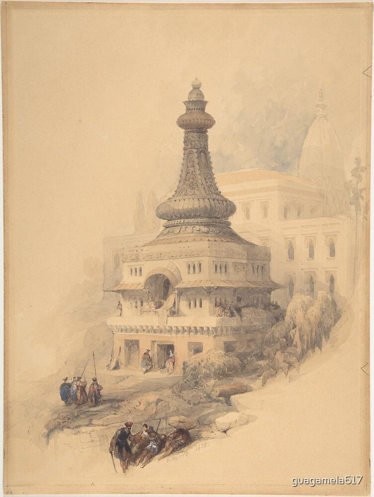 Oriental-Scene by guagamela617