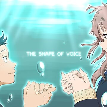 Romantic Moment The Shape of Voice  by annawoodz