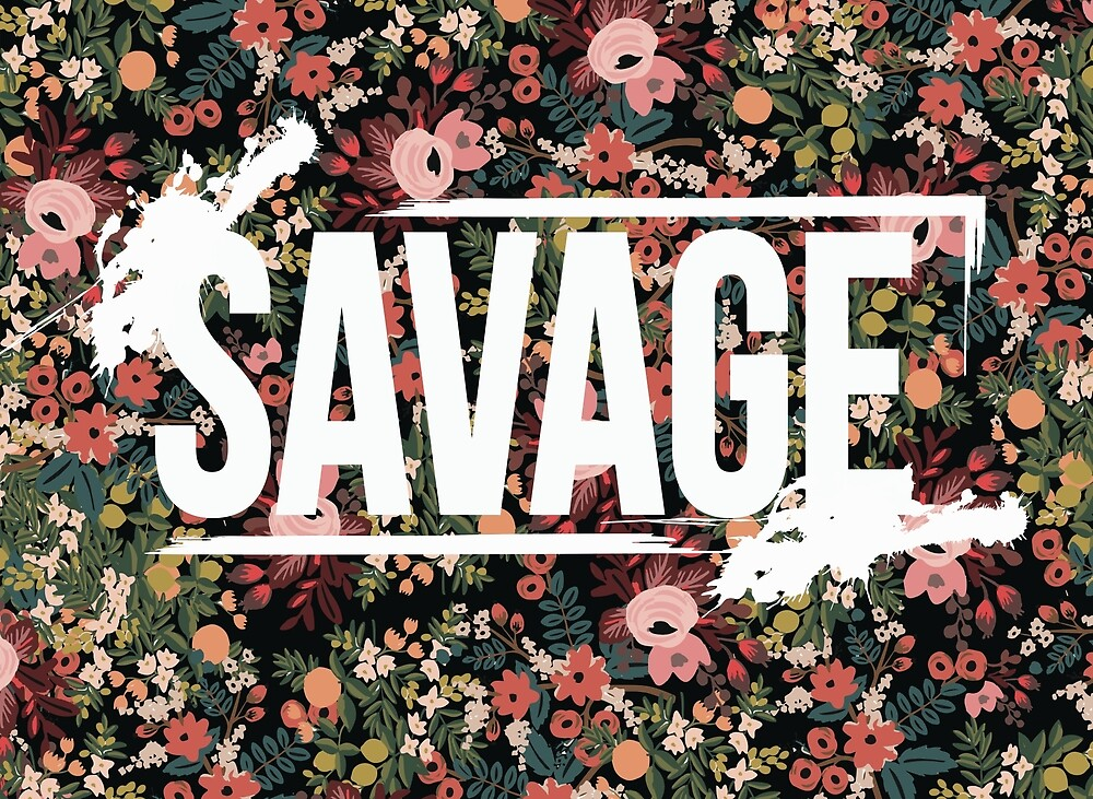 Savage by RebelRebel01