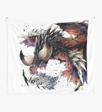 Monster hunter Wall Tapestry