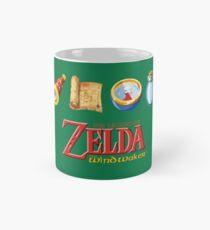 The Legend of Zelda Wind Waker Mug