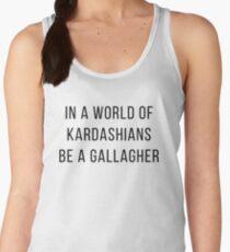 Camiseta de tirantes para mujer Desvergonzado