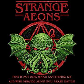 Strange Aeons - Azhmodai 2018 by Azhmodai