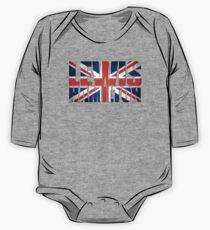 Lewis Hamilton - British Flag One Piece - Long Sleeve