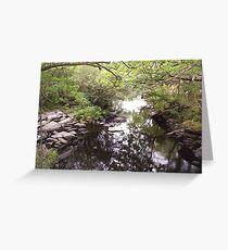 Killarney County Kerry Ireland Greeting Card