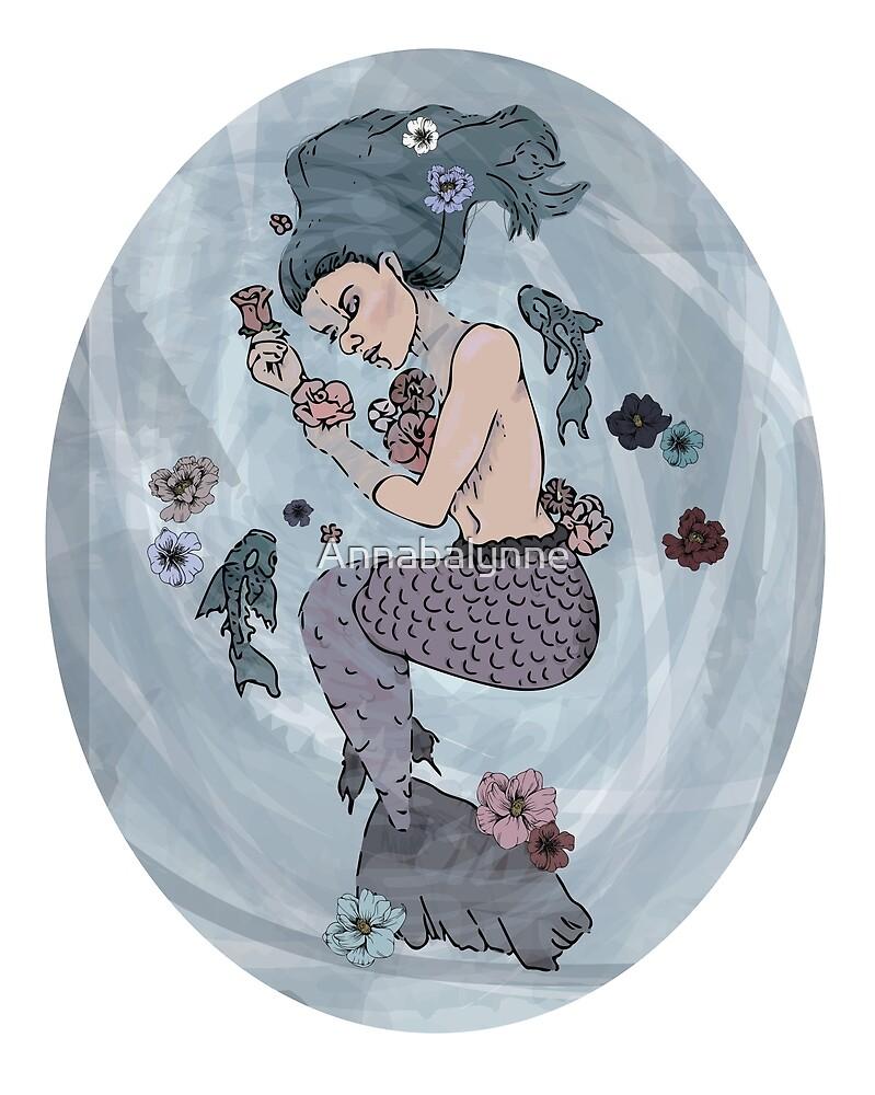 Sleeping Siren by Annabalynne