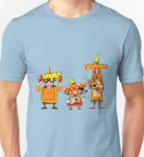 Mexican musicians Unisex T-Shirt